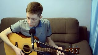 asking alexandria i won t give in acoustic cover