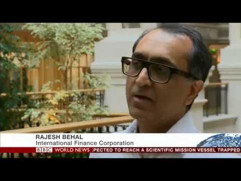 Global AgInvesting on BBC World News, London