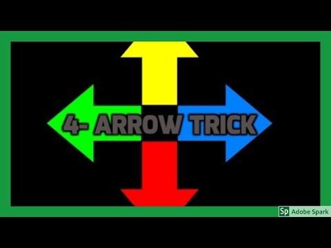 MAGIC TRICKS VIDEOS IN TAMIL #179 I 4- ARROW TRICK @Magic Vijay