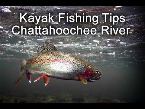 Kayak Fishing Tips - Chattahoochee River