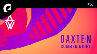 Daxten, Wai feat. Frank Moody - Summer Night