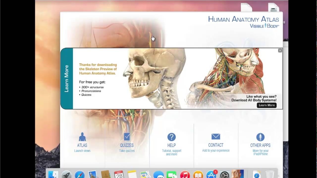 Uninstall Human Anatomy Atlas SP on Windows & Mac - YouTube