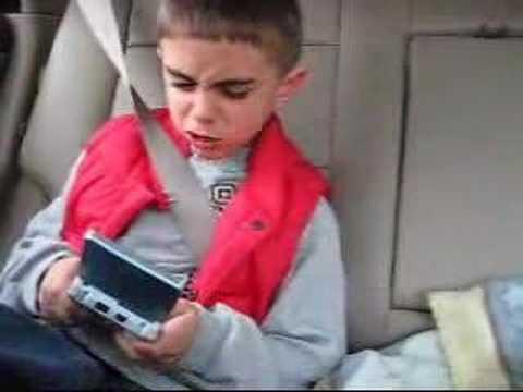 Gameboy Possesses Kid