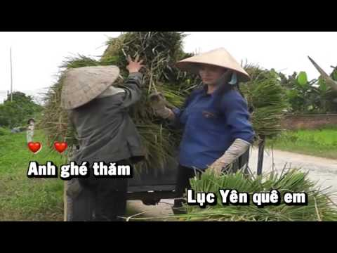 [HD] Karaoke Lục Yên yêu thương ( Karaoke by Kgmnc )