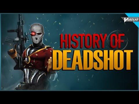 History Of Deadshot