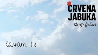 Gambar cover CRVENA JABUKA - SANJAM TE