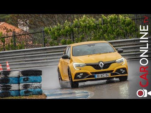AGORA com 300 cv | Renault Megane RS TROPHY 2018 [Review Portugal]