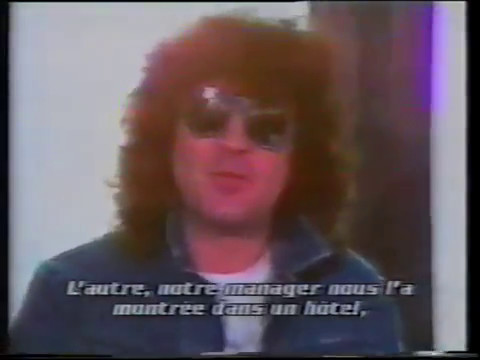 Deep Purple interview