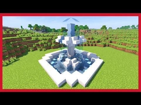 Minecraft: Come Fare Una Fontana