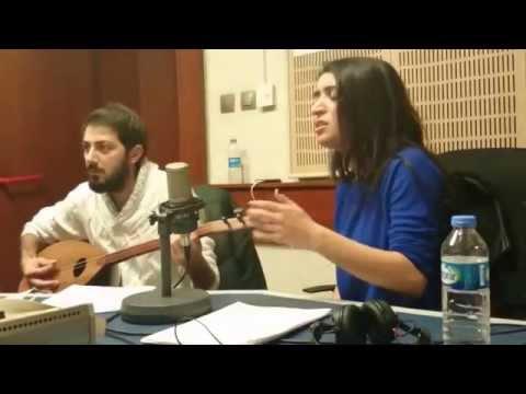 Yeliz Alkılıç - Burak Aykaç: Ses verin sesime dağlar, Zöhrem. TRT İstanbul Radyosu, canlı yayın