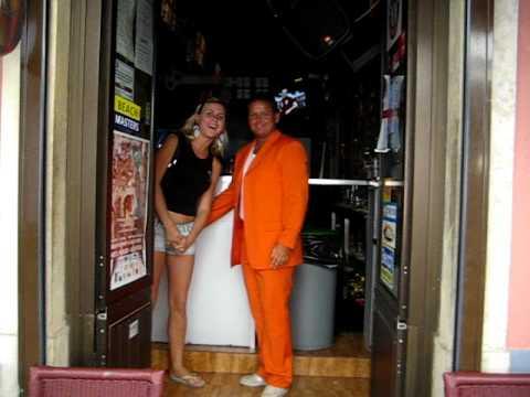Nachtburgemeester van Albufeira Classic bar pick-up