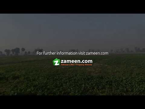 192 ACRE AGRICULTURAL LAND AVAILABLE FOR SALE IN CHAK NO 22/4-L OTHERS OKARA