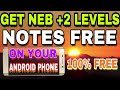 How to get HSEB NOTE BOOK ON ANDROID MOBILE?