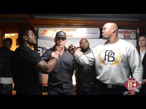 Celebrity Boxing: Tyrone vs. Big Brody Press Conference #3