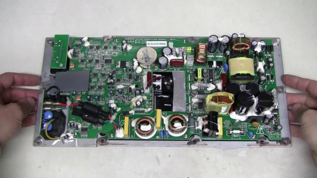 69 mackie srm450v2 speaker repair youtube. Black Bedroom Furniture Sets. Home Design Ideas