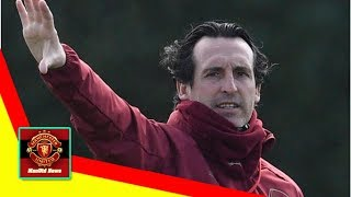 ManUtd News - Emery warns Arsenal they can't afford another first-leg failure against Napoli