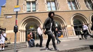 larry in london for beyonce yak films x les twins one shot blu ray pre order now