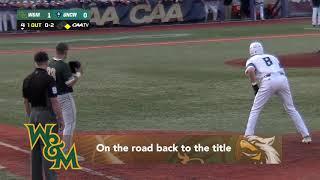Baseball Postgame Interview: UNCW (CAA Tournament)