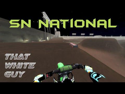 MX Vs. ATV Reflex Custom Tracks: SN National