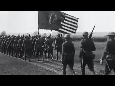 us joined ww1