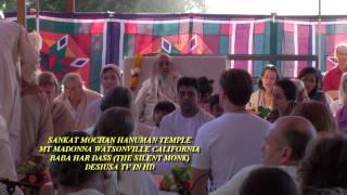 SANKAT MOCHAN HANUMAN TEMPLE  MOUNT MADONNA CALIFORNIA PART 1