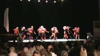 Prouette @ Kerstmarkt de Meent: Just dance by the youth 1+B