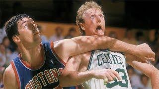 Bill Laimbeer - Dirtiest NBA Player Ever