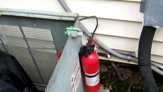 connect a generator to your circuit breaker box in a emergency (back feed)