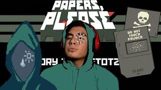 Download lagu POISONING SECRET AGENTS Papers Please MP3