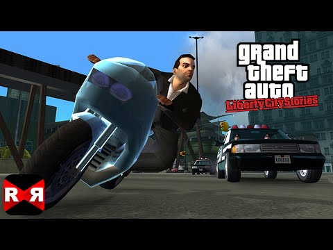 Grand Theft Auto: Liberty City Stories - iOS / Android - 60fps Walkthrough Gameplay Part 1