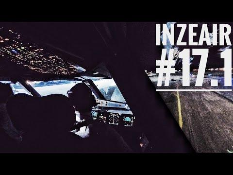 IZA#17.1 - FLIGHT TO ANTANANARIVO IN AN A340 COCKPIT