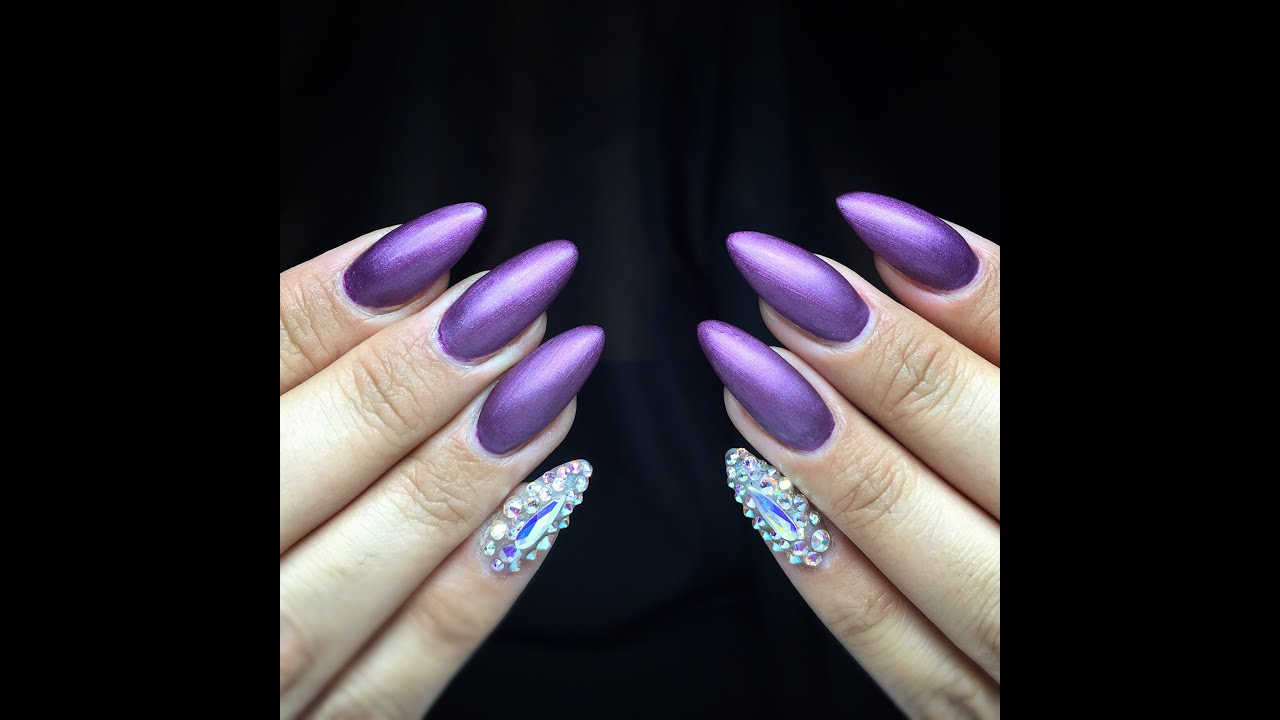 HOW TO DO SWAROVSKI NAILS | BLINGKY! 💎 SCATTER CRYSTALS PACK REVIEW ...