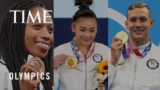 Tokyo Olympics: Here Are All The Medals Won By Team USA