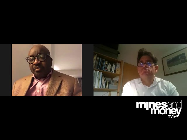 Mines and Money TV - Nana Bompeh Sangmuah, CEO Roscan Gold Corporation (TSX-V: ROS)
