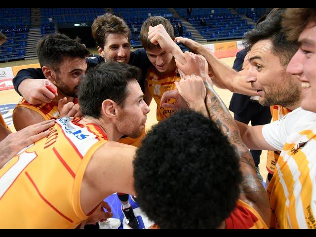 [FullGame] Carpegna Prosciutto Basket Pesaro - UNAHOTELS Reggio Emilia: 84 - 63