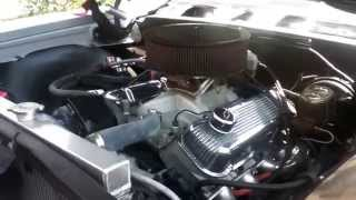502 Engine Chevy Impala