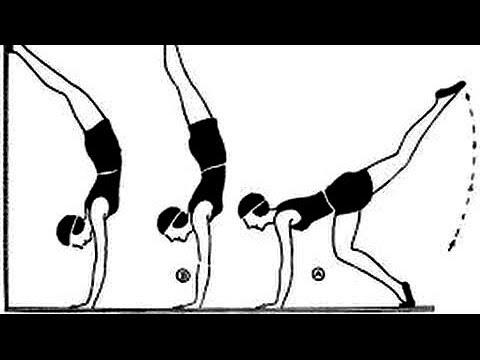 تعلم الوقوف على اليدين مع الثبات والاتزان Handstand Tutorial Youtube