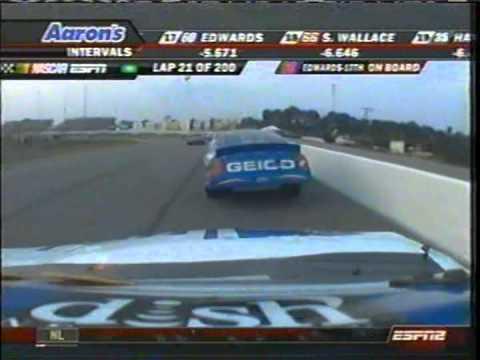 2007 NASCAR Busch Series Kroger 200 At ORP At Indianapolis
