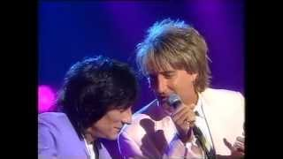 Rod Stewart With Ron Woods - Have I Told You Lately (Live)