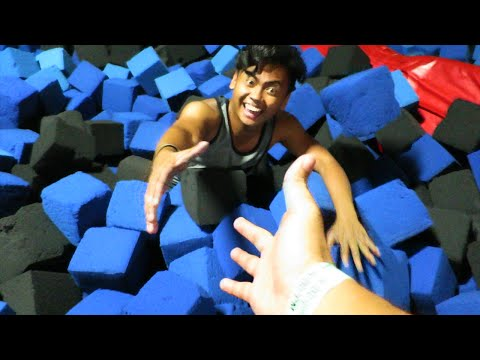 Thumbnail: TRAMPOLINE MADNESS!