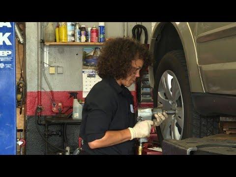afpbr: Mulheres na mecânica