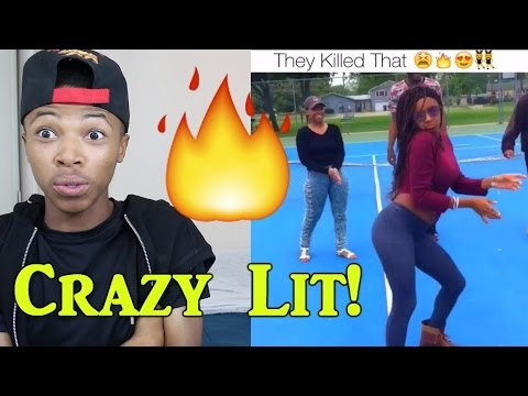 Black People Are Lit Reaction - YouTube
