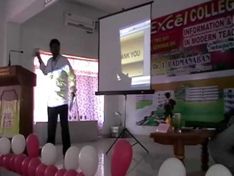Excel Group Institutions -  B.Ed National Conference