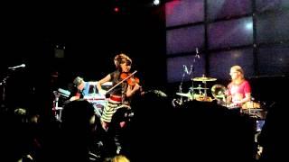 Lindsey Stirling - Michael Jackson medley LIVE - Webster Hall NYC 09/28/12