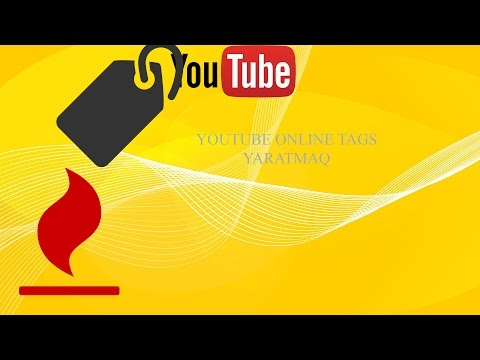 Youtube Online Tags Tapmaq | Youtube Online Tags Bulmak