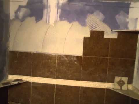 Mold In Bathroom Renovation bathroom remodel and mold remediation - youtube
