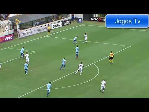 Santos 1 x 1 Avaí - Melhores Momentos & Gols - 03/12/2017