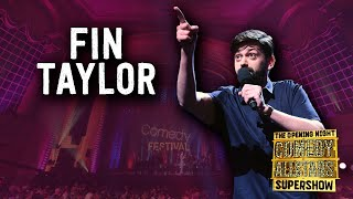 Fin Taylor - Opening Night Comedy Allstars Supershow 2018
