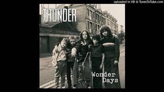 Thunder - The Thing I Want