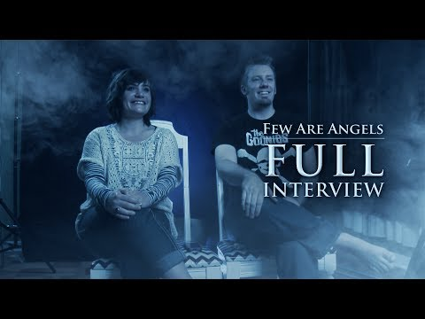 Few Are Angels by Inger Iversen [FULL INTERVIEW]
